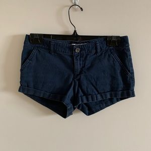 💚3 for 20$💚 Abercrombie Kids Navy Blue Shorts